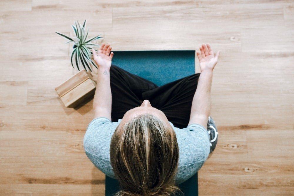 pain relief through meditation